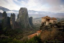 екскурзия Метеора Гърция