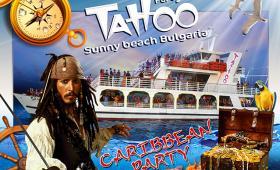 морско парти, парти на лодка слънчев бряг, парти слънчев бряг